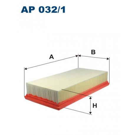 FILTRON FILTR POWIETRZA AP032/1