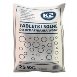 K2-SOL TABLETKOWANA DO UZDATNIANIA 25KG