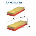 FILTRON FILTR POWIETRZA AP034/3-2X