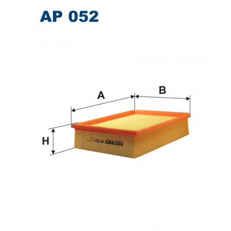 FILTRON FILTR POWIETRZA AP052