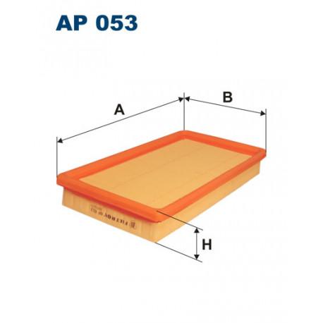 FILTRON FILTR POWIETRZA AP053