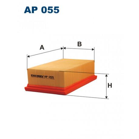 FILTRON FILTR POWIETRZA AP055