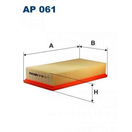 FILTRON FILTR POWIETRZA AP 061