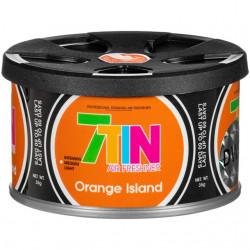 7 TIN ZAPACHY ZAPACH 7 TIN ORANGE ISLAND ORANGEISLAND