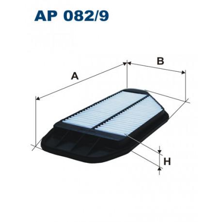 FILTRON FILTR POWIETRZA SPARK 10- AP082/9