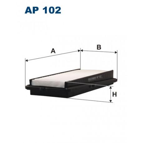 FILTRON FILTR POWIETRZA AP 102