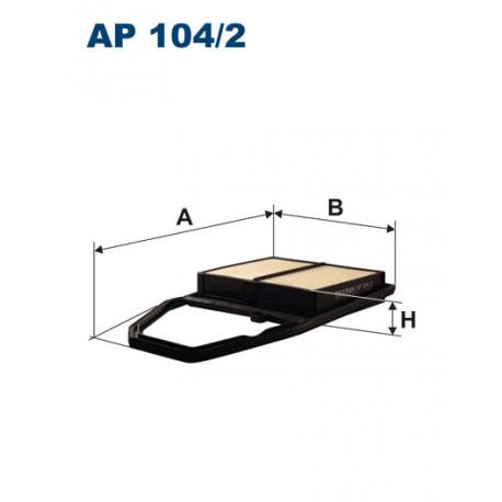 FILTRON FILTR POWIETRZA AP 104/2