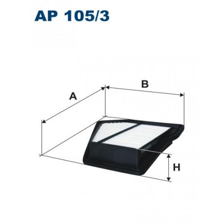 FILTRON FILTR POWIETRZA AP105/3