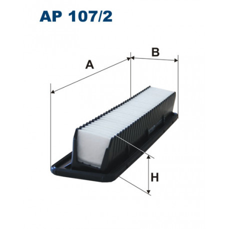 FILTRON FILTR POWIETRZA HYUNDAI I30 AP107/2
