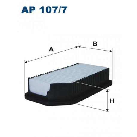 FILTRON FILTR POWIETRZA HYUNDAI I30 AP107/7