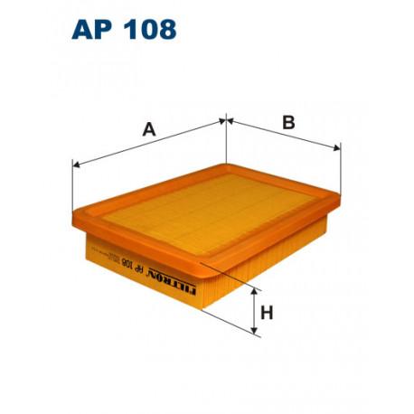 FILTRON FILTR POWIETRZA AP 108
