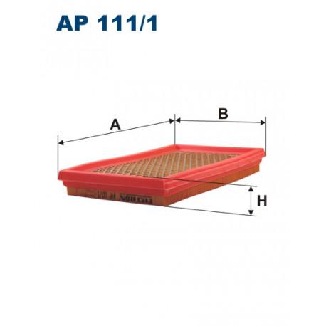 FILTRON FILTR POWIETRZA AP 111/1