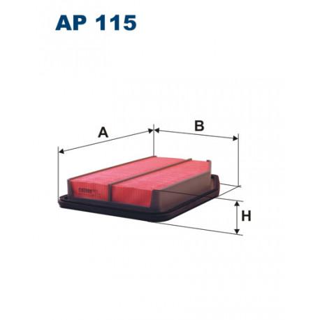 FILTRON FILTR POWIETRZA AP115