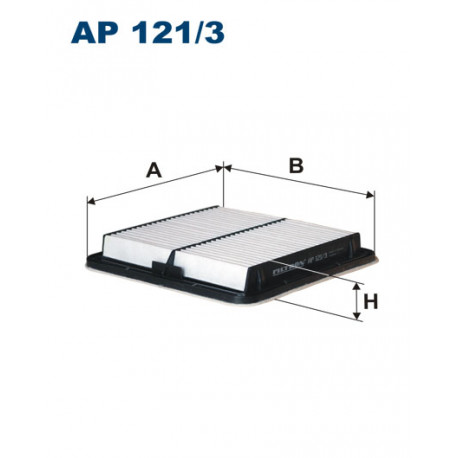 FILTRON FILTR POWIETRZA AP 121/3