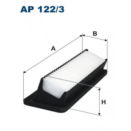 FILTRON FILTR POWIETRZA AP 122/3