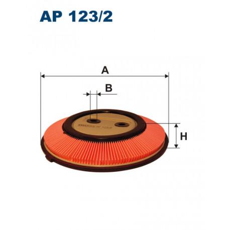 FILTRON FILTR POWIETRZA AP123/2