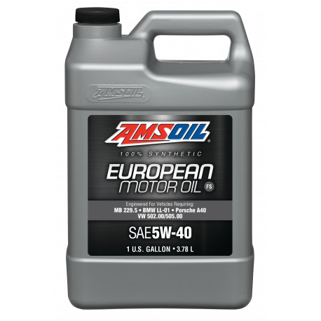 Amsoil European Car Formula 5W-40 Classic ESP Synthetic Motor Oil