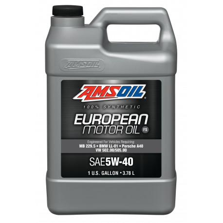 AMSOiL European Car Formula 5W40 FULL SAPS 3,78l