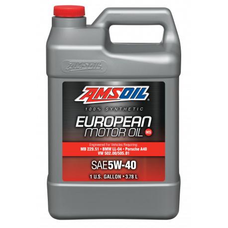 AMSOiL European Car Formula 5W40 Mid Saps 3,78l