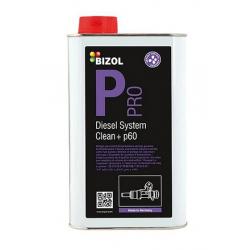 BIZOL PRO DIESEL SYSTEM CLEAN+ P60 CZYSZCZENIE ON 1L