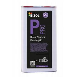 BIZOL PRO DIESEL SYSTEM CLEAN+ P60 CZYSZCZENIE ON 5L