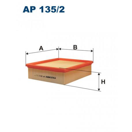 FILTRON FILTR POWIETRZA AP 135/2