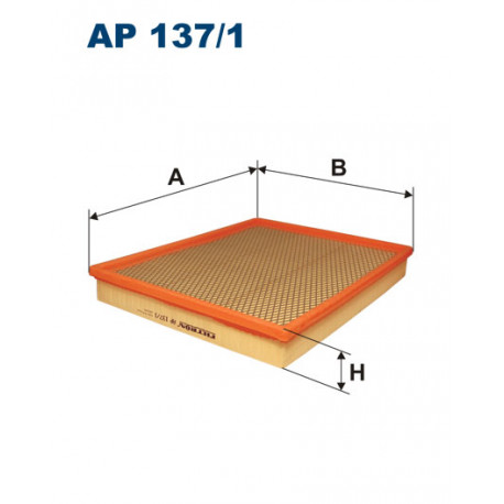 FILTRON FILTR POWIETRZA AP 137/1