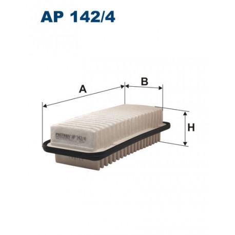 FILTRON FILTR POWIETRZA AP 142/4