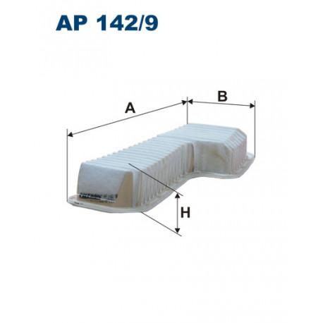 FILTRON FILTR POWIETRZA AP 142/9