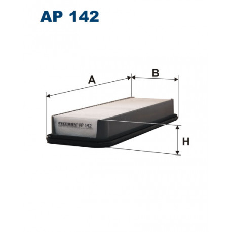FILTRON FILTR POWIETRZA AP 142