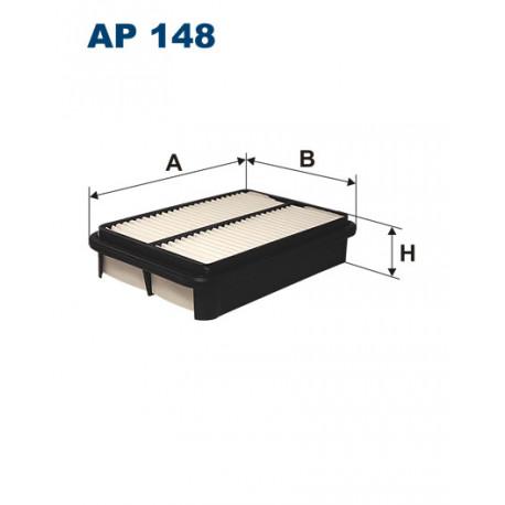 FILTRON FILTR POWIETRZA AP 148