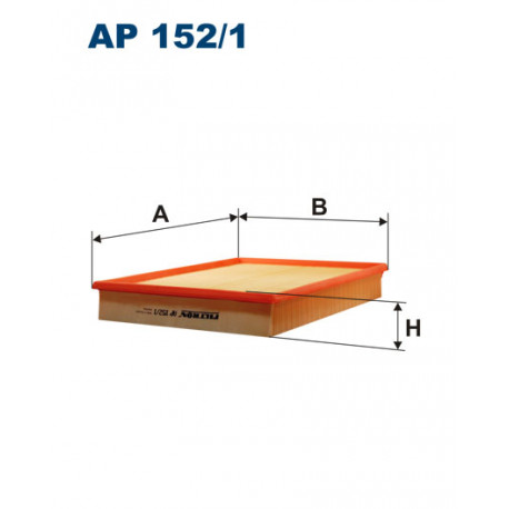FILTRON FILTR POWIETRZA AP 152/1