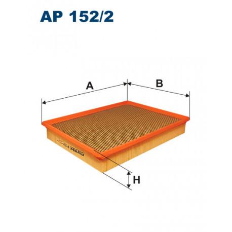 FILTRON FILTR POWIETRZA AP 152/2