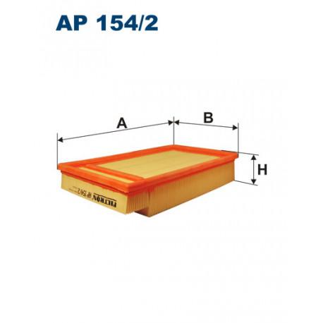 FILTRON FILTR POWIETRZA AP 154/2