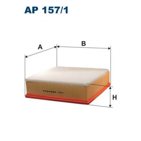 FILTRON FILTR POWIETRZA AP 157/1
