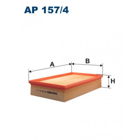 FILTRON FILTR POWIETRZA AP 157/4