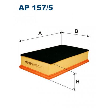 FILTRON FILTR POWIETRZA AP 157/5