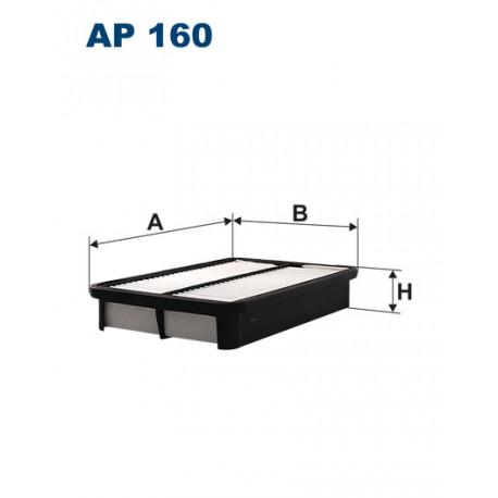 FILTRON FILTR POWIETRZA AP160