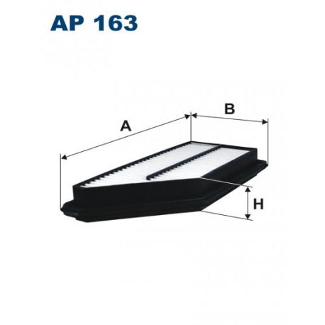 FILTRON FILTR POWIETRZA AP 163