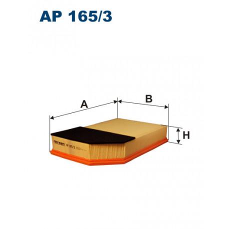 FILTRON FILTR POWIETRZA AP 165/3