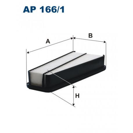 FILTRON FILTR POWIETRZA AP 166/1