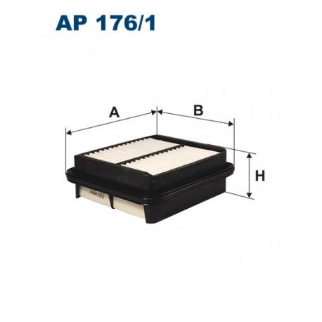 FILTRON FILTR POWIETRZA AP 176/1