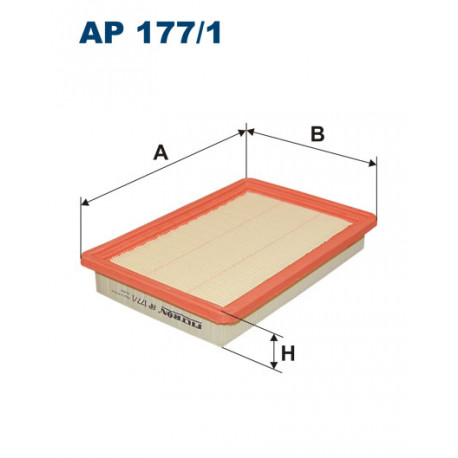 FILTRON FILTR POWIETRZA AP 177/1