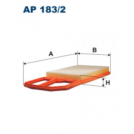 FILTRON FILTR POWIETRZA AP 183/2