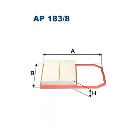 FILTRON FILTR POWIETRZA AP183/8