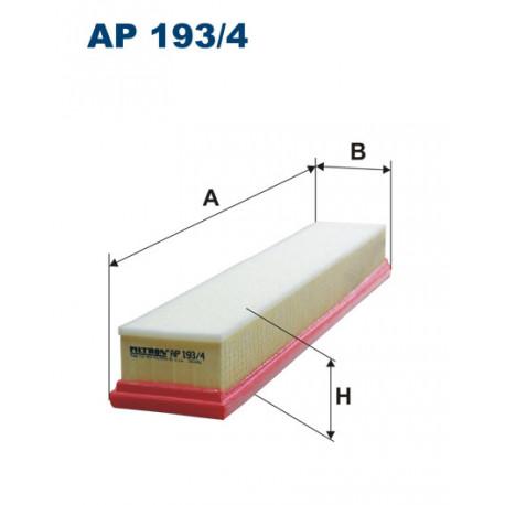 FILTRON FILTR POWIETRZA AP 193/4