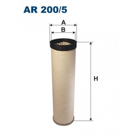 FILTRON FILTR POWIETRZA AR 200/5W