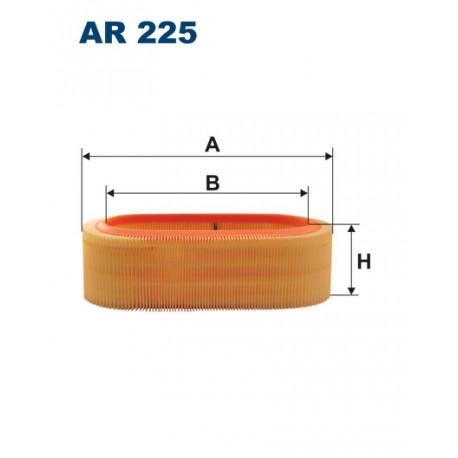 FILTRON FILTR POWIETRZA AR225