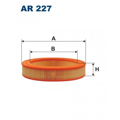 FILTRON FILTR POWIETRZA AR227