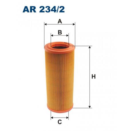 FILTRON FILTR POWIETRZA AR234/2